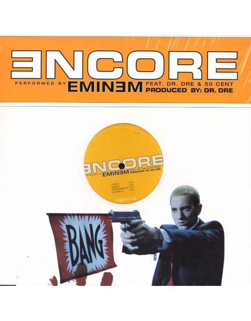 """HH Eminem Feat. Dr. Dre & 50 Cent – Encore  12"""""""