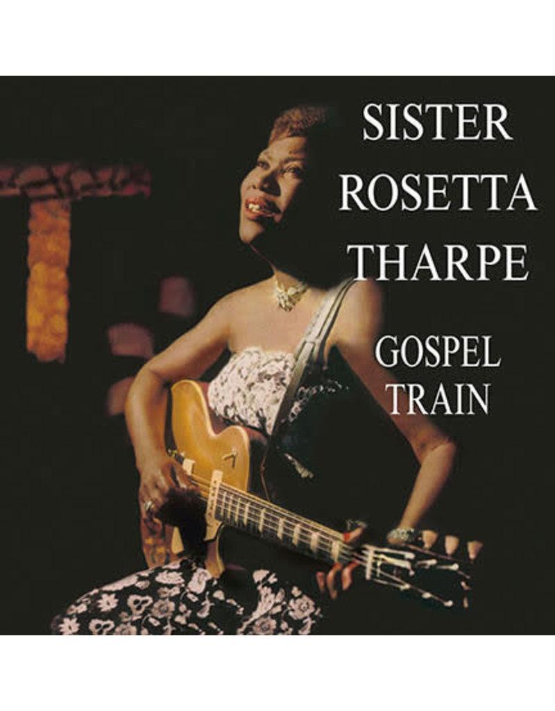 GS Sister Rosetta Tharpe – Gospel Train LP, 2017 Reissue