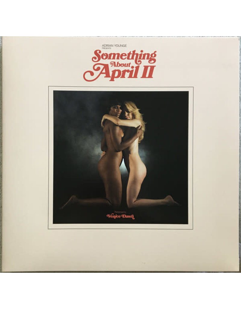 FS Adrian Younge Presents Venice Dawn ‎– Something About April II LP (2016)