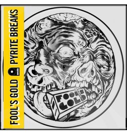NA FOOL'S GOLD PYRITE BREAKS - SERATO CONTROL PRESSING (2 PICTURE DISC W/ 2 FOOL'S GOLD SLIPMAT)