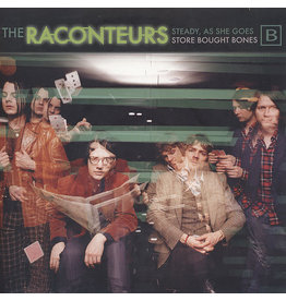 """RK The Raconteurs – Steady, As She Goes / Store Bought Bones 7"""" [RSD2016]"""
