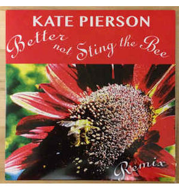 """RK Kate Pierson – Better Not Sting The Bee  7"""" [RSD2015]"""