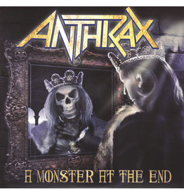 """RK Anthrax – A Monster At The End  7"""" [RSDBF2016], limited 1500"""