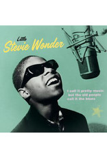 FS Stevie Wonder – I Call It Pretty Music, But The Old People Call It The Blues LP, Compilation