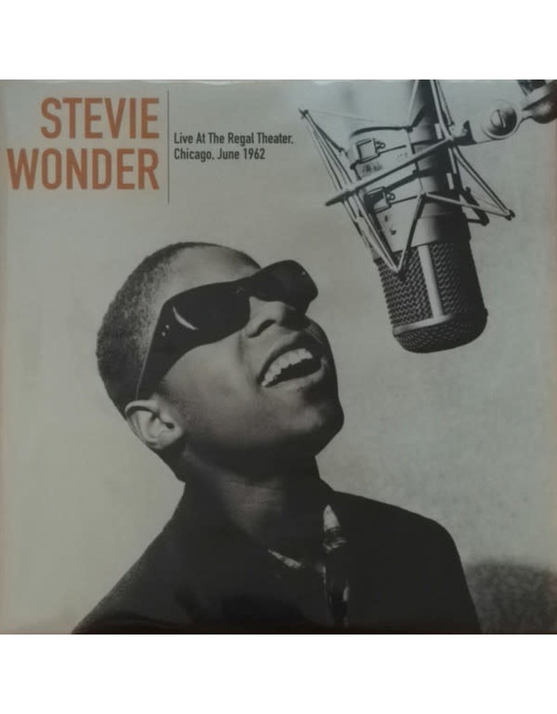 FS Stevie Wonder ‎– Live At The Regal Theater, Chicago, June 1962 , Limited Edition, Numbered, 2016 Reissue LP