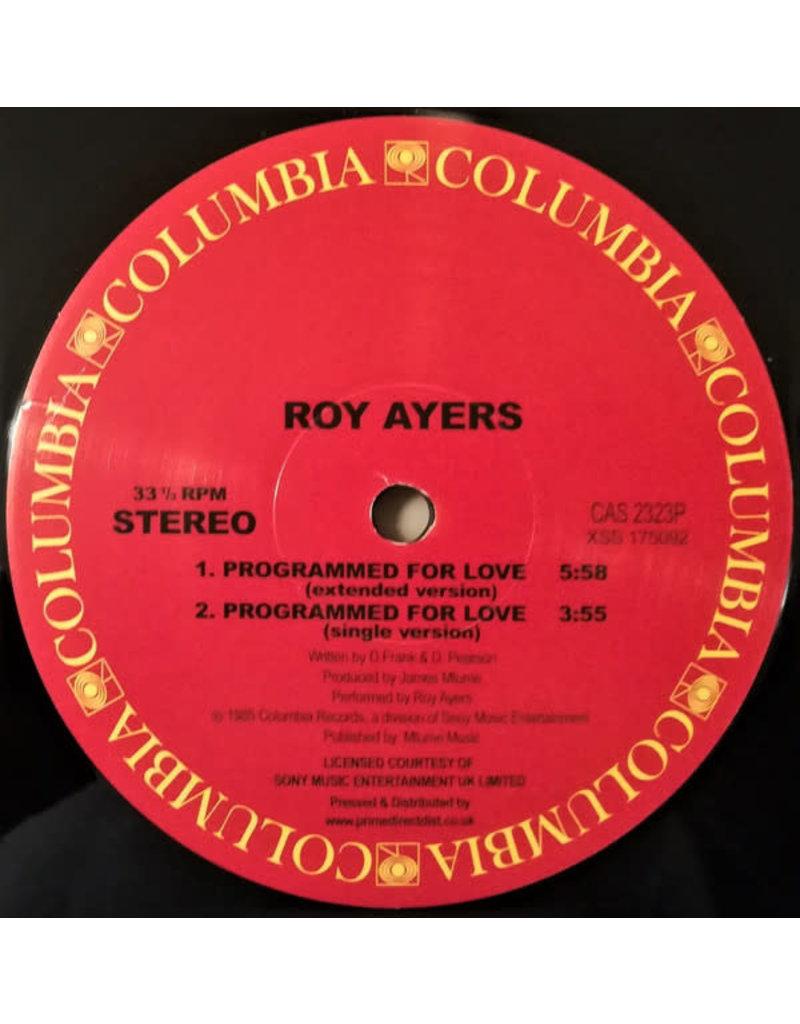 "FS Roy Ayers – Programmed For Love 12"" (2017 Reissue)"