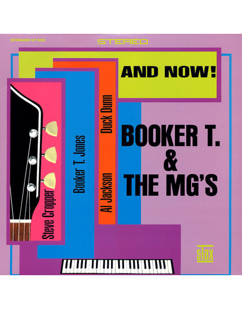 FS Booker T. & The MG's – And Now! (2000 Reissue), 180g