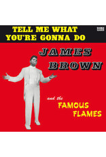 FS James Brown & The Famous Flames ‎– Tell Me What You're Gonna Do LP (2015 Reissue)