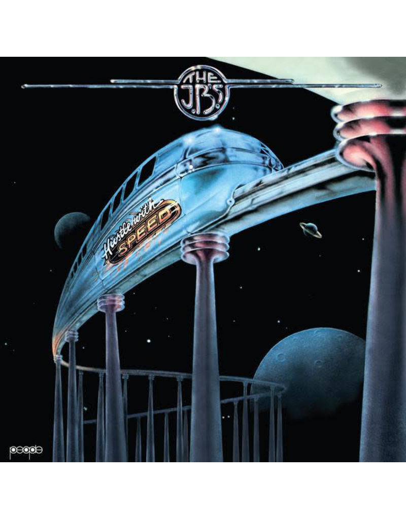 FS The J.B.'s – Hustle With Speed LP (2018 Reissue)