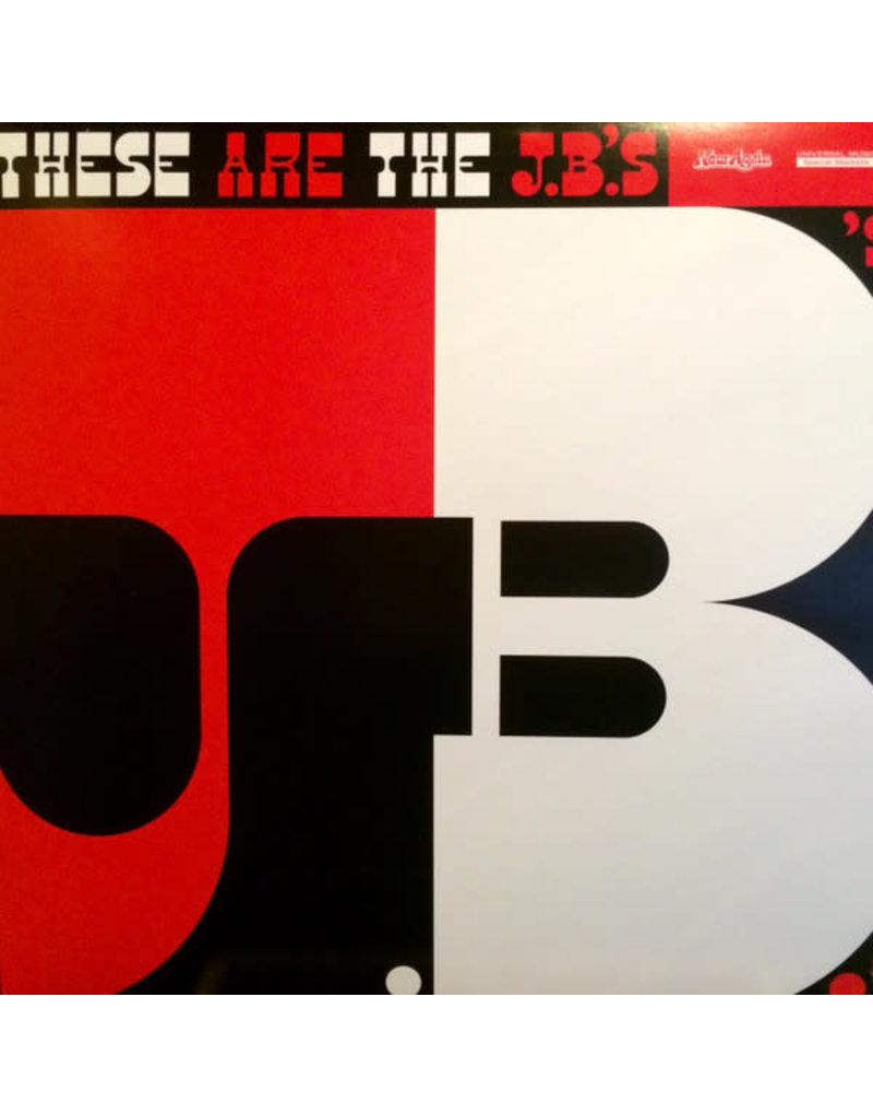 FS The J.B.'s – These Are The J.B.'s (UNRELEASED LP) (2015 Limited Repress)