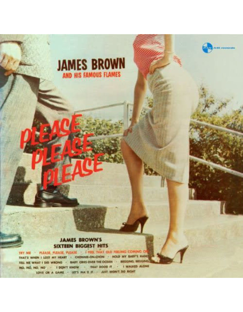FS James Brown & The Famous Flames – Please, Please, Please LP (2011 Reissue)