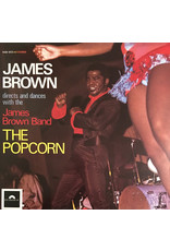 FS James Brown Directs And Dances With The The James Brown Band ‎– The PopcornLP (Reissue)