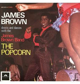 FS James Brown Directs And Dances With The The James Brown Band – The PopcornLP (Reissue)