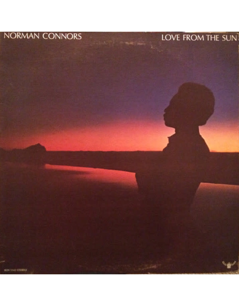 JZ Norman Connors ‎– Love From The Sun LP