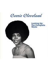 """DC Carrie Cleveland – Looking Up  LP + 7"""" (2018 Reissue)"""