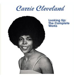 "DC Carrie Cleveland ‎– Looking Up  LP + 7"" (2018 Reissue)"