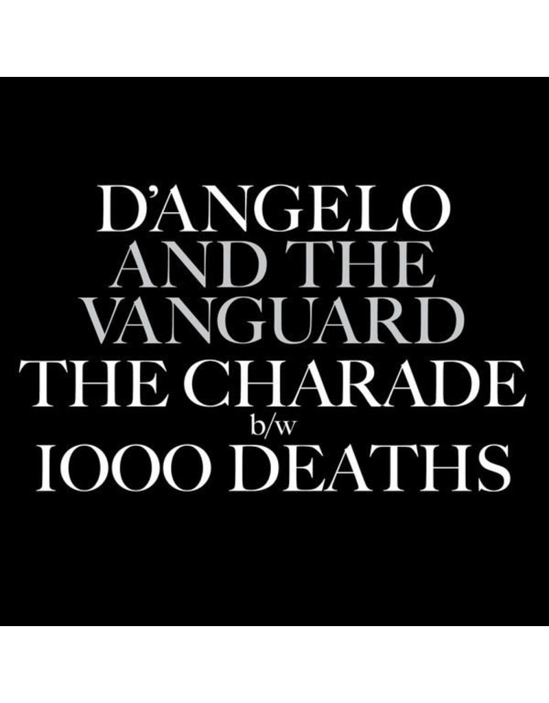 """FS D'Angelo And The Vanguard – The Charade / 1000 Deaths 7""""[RSD2015]"""