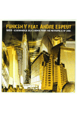"""FS Funkshy Feat. Andre Espeut – Area (Scaramanga Silk's Remix From The Metropolis Of Soul) 10"""""""