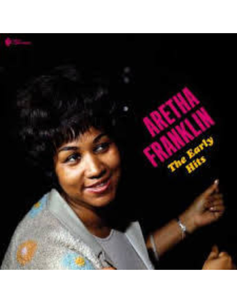 FS Aretha Franklin ‎– The Early Hits (2017 Compilation)