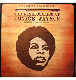 FS - FUNK/SOUL/RAREGROOVE Nina Simone & Lauryn Hill - The Miseducation Of Eunice Waymon (Produced By  Amerigo Gazaway) 2LP