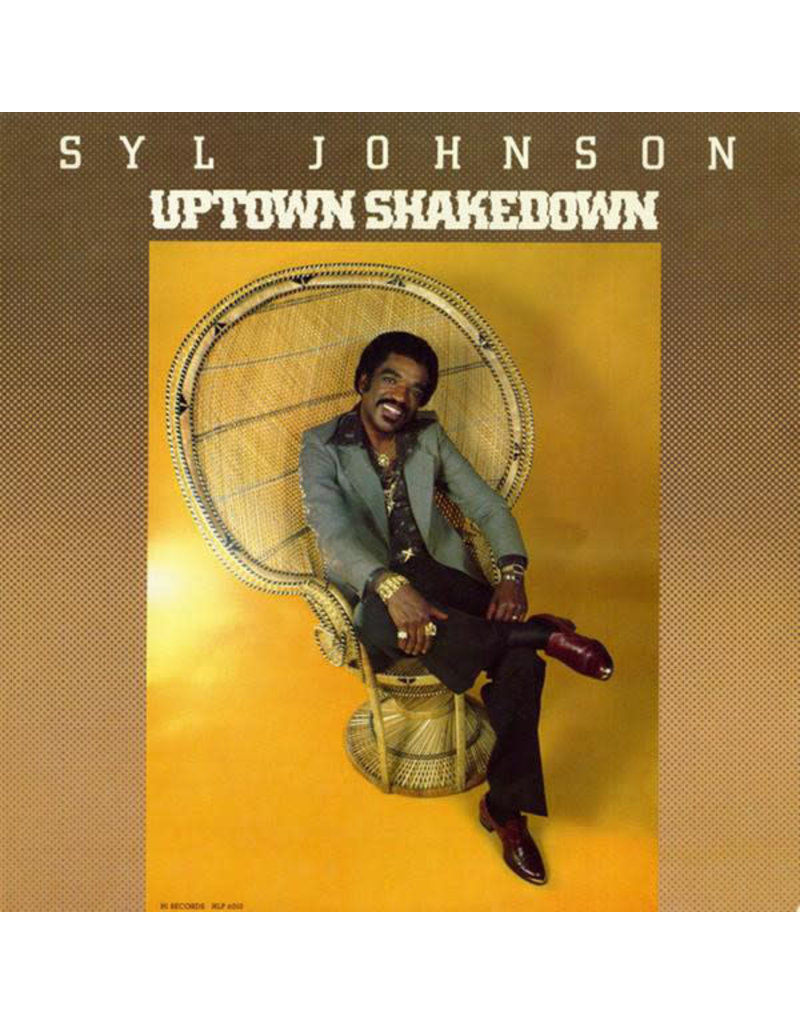 FS Syl Johnson – Uptown Shakedown (2017 Reissue)