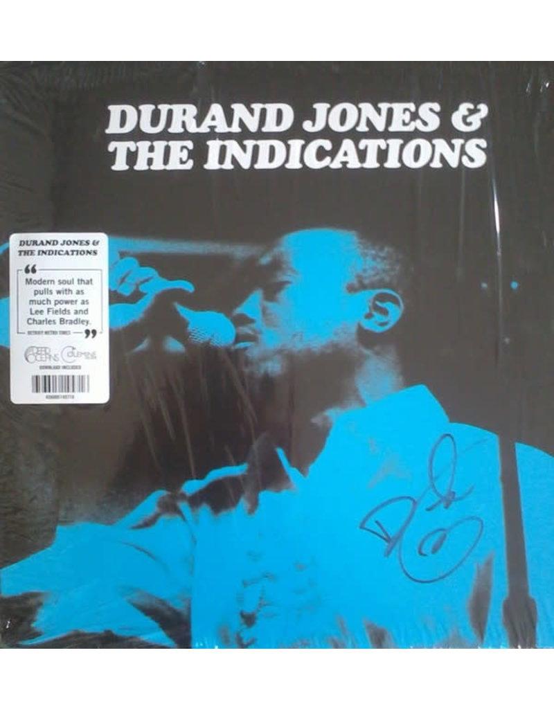 Durand Jones & The Indications - Durand Jones & The Indications LP, 2018 Reissue