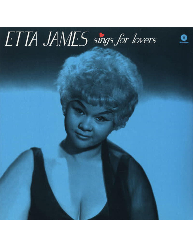 FS Etta James – Sings For Lovers LP (2015 Reissue)