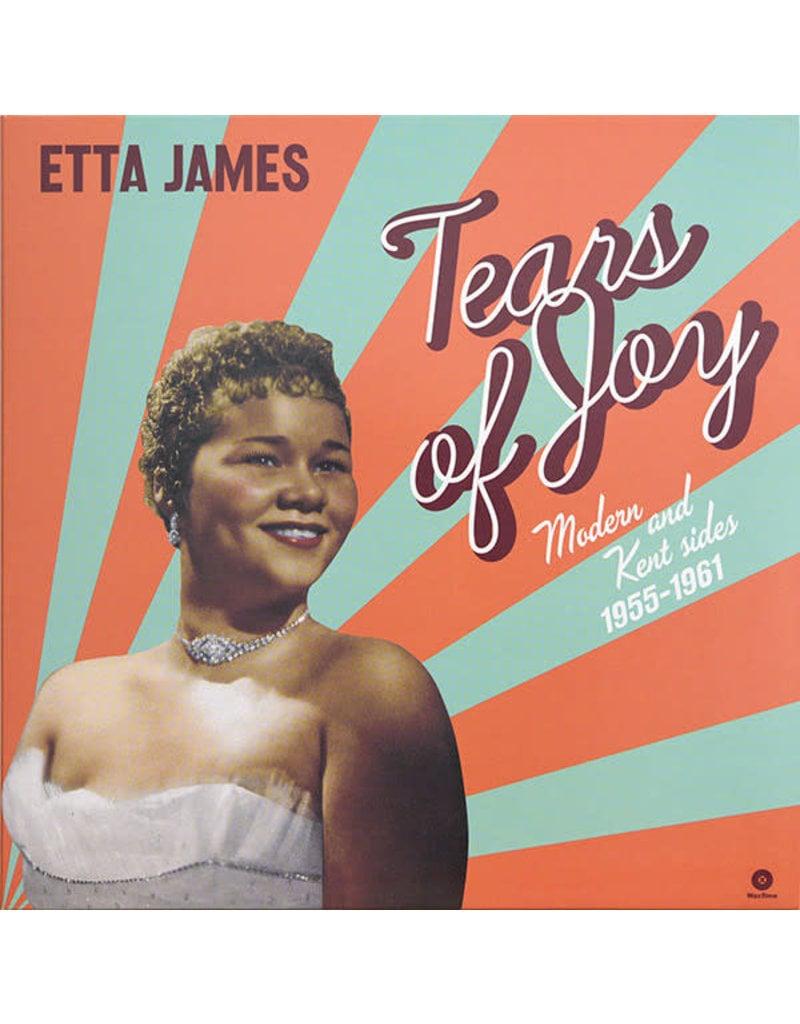FS Etta James – Tears Of Joy Modern and Kent Sides 1955-1961 (2017 Compilation)