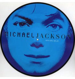 FS Michael Jackson – Invincible 2LP (2018 Reissue) (Picture Disc)
