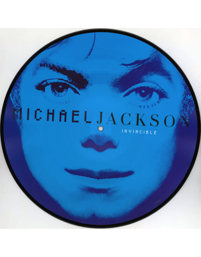 FS Michael Jackson ‎– Invincible 2LP (2018 Reissue) (Picture Disc)