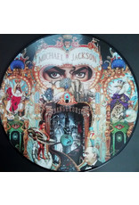FS Michael Jackson ‎– Dangerous 2LP (2018 Reissue) (Picture Disc)