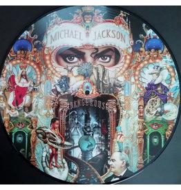 FS Michael Jackson – Dangerous 2LP (2018 Reissue) (Picture Disc)