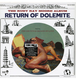 """FS Rudy Ray Moore – The Rudy Ray Moore Album / Return Of Dolemite - """"Superstar"""" LP [RSD2019]"""