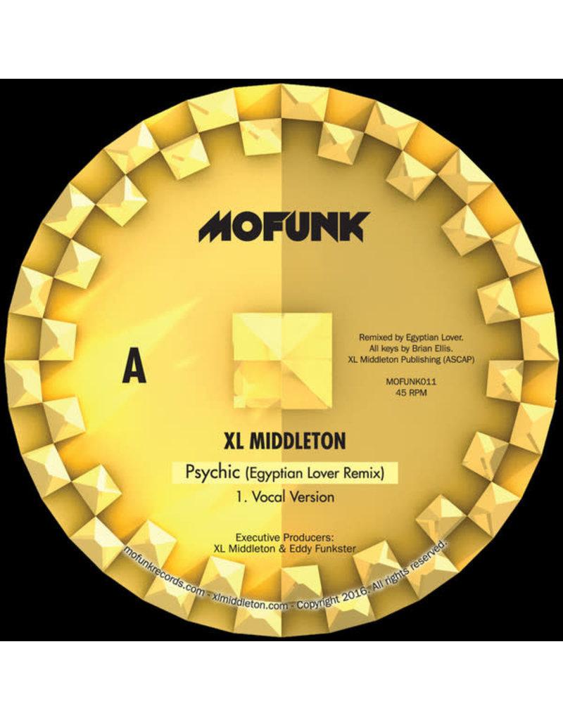 "FS XL Middleton - Psychic (Egyptian Lover Remix) (12"")"