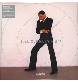 RB Maxwell – blackSUMMERS'night 2LP (2016)