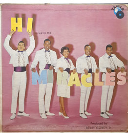 FS The Miracles – Hi We're The Miracles LP