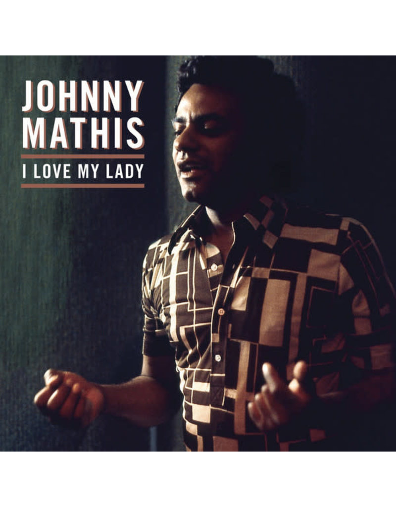 FS JOHNNY MATHIS - I LOVE MY LADY LP (RSD2018)