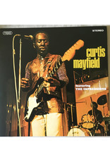 FS Curtis Mayfield Featuring The Impressions ‎– Curtis Mayfield Featuring The Impressions LP (2018 Reissue)