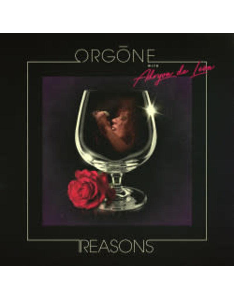 FS Orgone With Adryon De Leon – Reasons LP (2019)