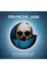 EL Jean-Michel Jarre – Oxygene Trilogy (2016) BOX SET, 3LP+3CD, 40th anniversary