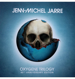 EL Jean-Michel Jarre ‎– Oxygene Trilogy (2016) BOX SET, 3LP+3CD, 40th anniversary