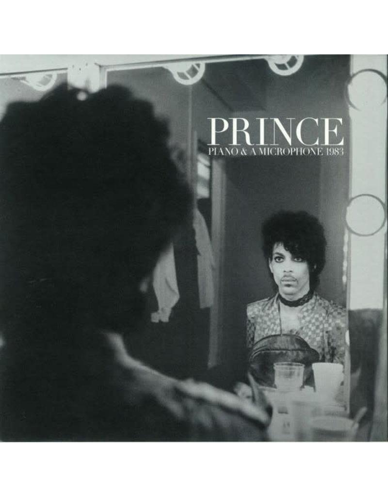 FS Prince – Piano & A Microphone 1983 LP (2018), 180g