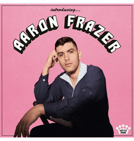 Aaron Frazer - Introducing... LP (2021), Translucent Pink Glass Vinyl