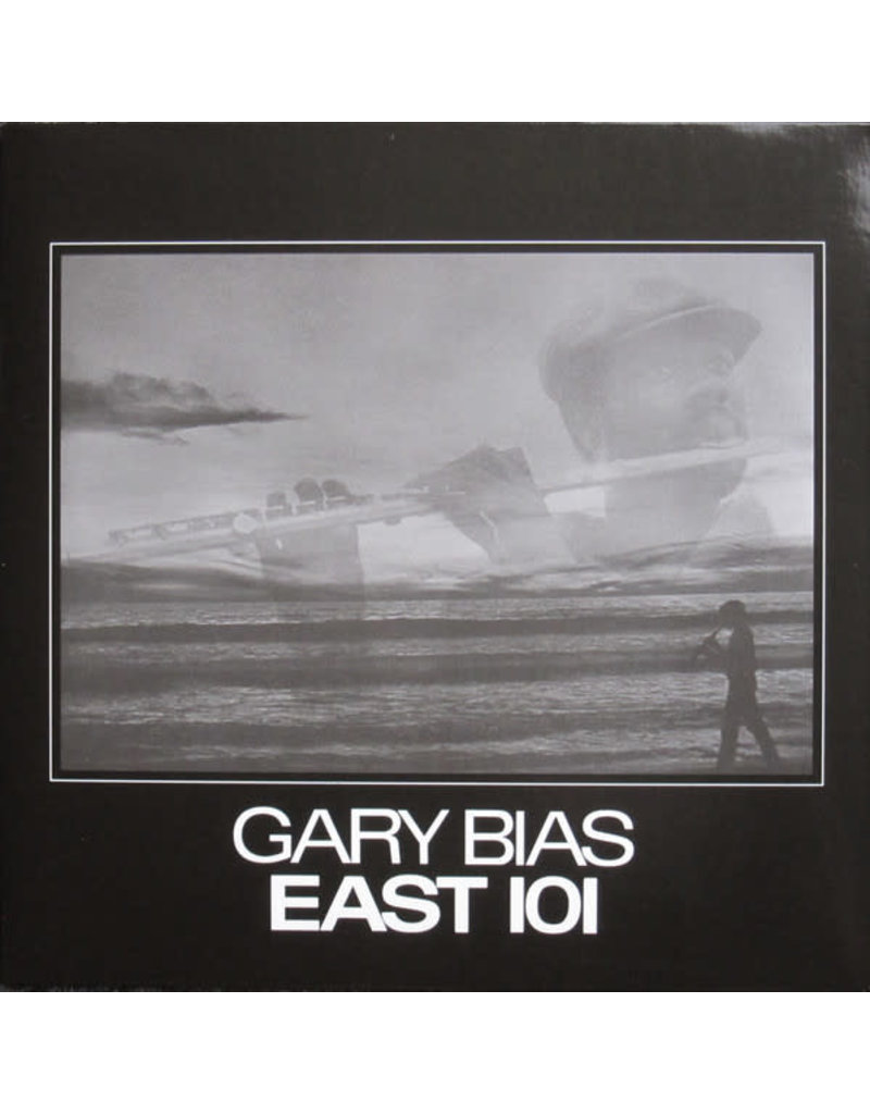 Gary Bias – East 101 LP (2019 Reissue)