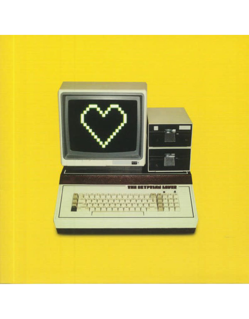 "The Egyptian Lover And Hanky Panky / Jamie Jupitor ‎– Computer Love (Sweet Dreams) / Computer Power  7"" (2020 Reissue)"