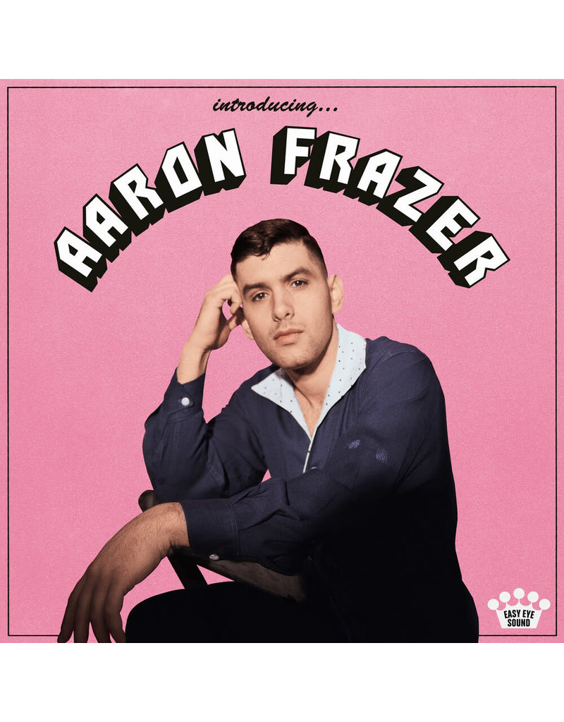 Aaron Frazer – Introducing..... CD (2021)