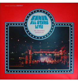 Fania All Stars ‎– Live At Yankee Stadium (Vol. 1 & 2) 2LP (2019 Reissue)