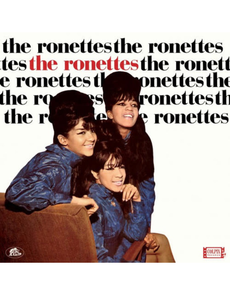 FS The Ronettes – The Ronettes Featuring Veronica LP (2016)