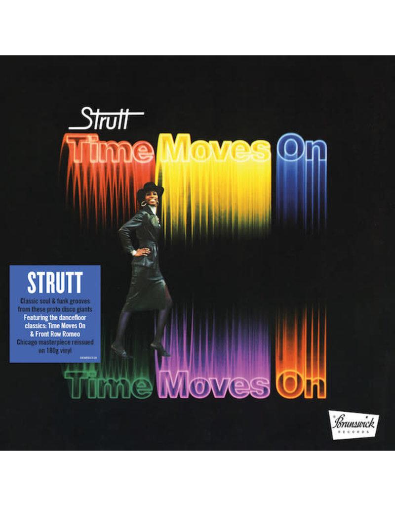 Strutt – Time Moves On LP (180G)