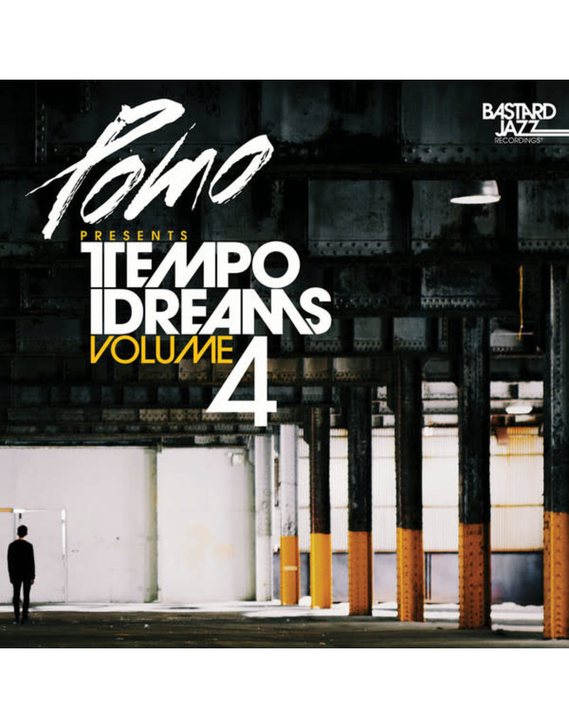 FS Various – Pomo Presents Tempo Dreams Volume 4 2LP (2016 Compilation)